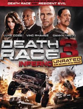 Фильм Смертельная гонка 3 2013 онлайн