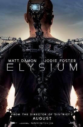 Смотреть фильм Элизиум 2013 онлайн