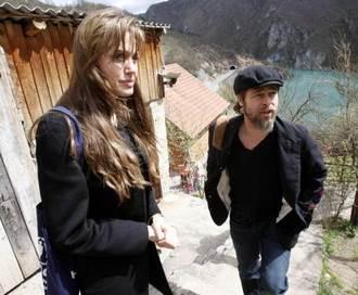 Анджелина Джоли и Брэд Питт си...